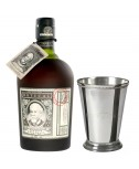 Ron Botucal Reserva Exclusiva Rum und Mint Julep Becher Silber