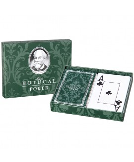 Ron Botucal Reserva Exclusiva mit Pokerkarten