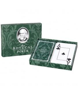 Ron Botucal Reserva Exclusiva mit Pokerkarten