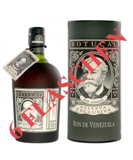 Ron Botucal Reserva Exclusiva mit GB 6 Flaschen
