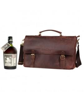Ron Botucal Reserva Exclusiva Rum mit Ledertasche