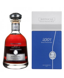 Ron Botucal Rum Single Vintage 2001