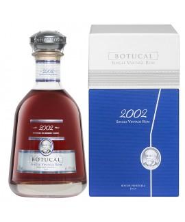 Ron Botucal Rum Single Vintage 2002