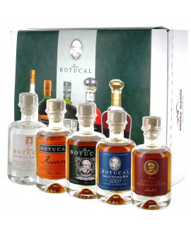 Ron Botucal Tasting Selection