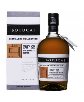 Ron Botucal Distillery Collection No 2 Barbet Rum