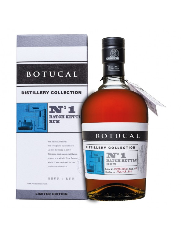 Botucal Collection No. 1 Kettle