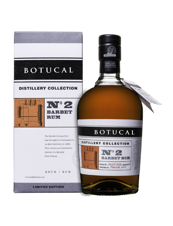 Botucal Distillery Collection No2 Barbet