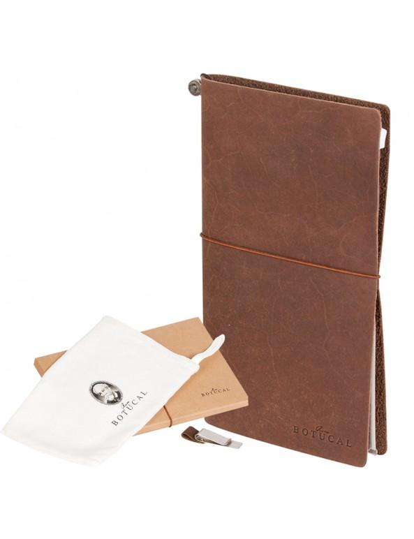 Botucal Leder Notizbuch