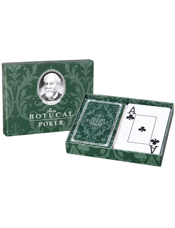 Botucal Poker Karten SET