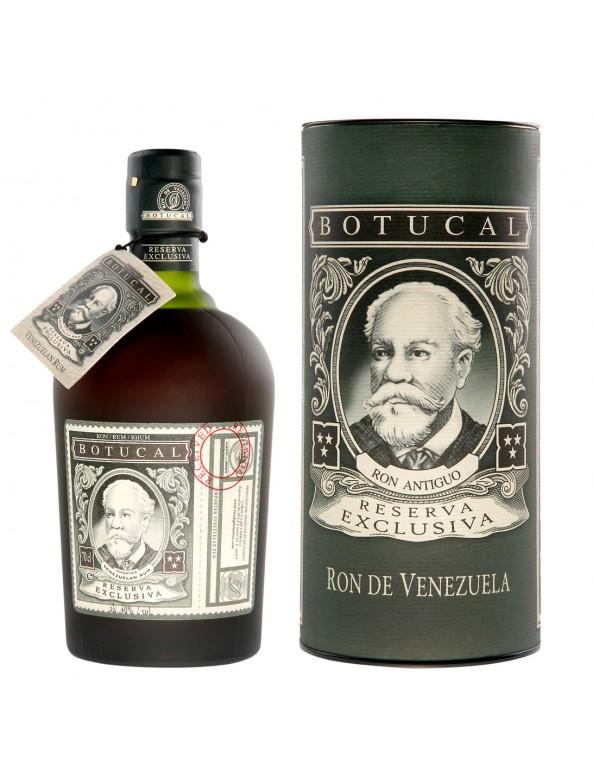 Botucal Reserva Exclusiva Rum mit Geschenkbox