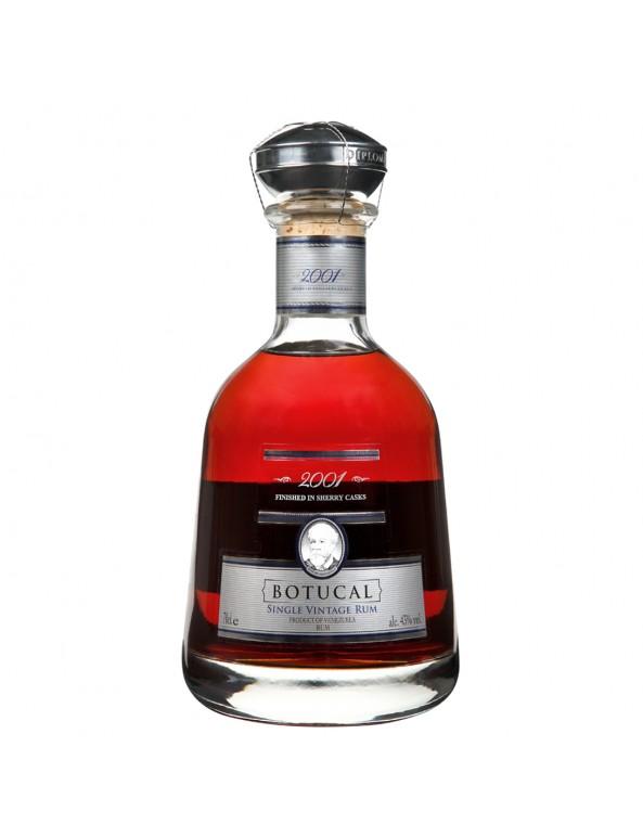 Ron Botucal Single Vintage 2001 Flasche