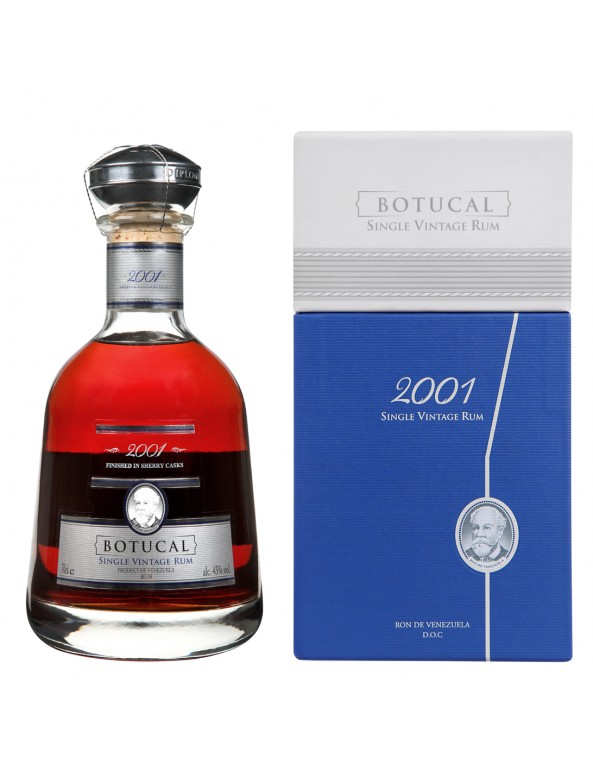 Ron Botucal Single Vintage 2001