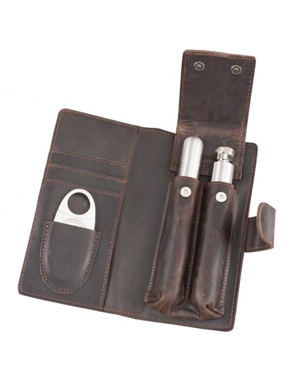 Botucal Zigarren Set Leder